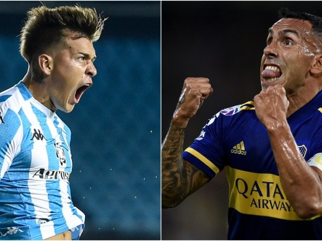 Racing host Boca tonight in exciting Copa Libertadores match