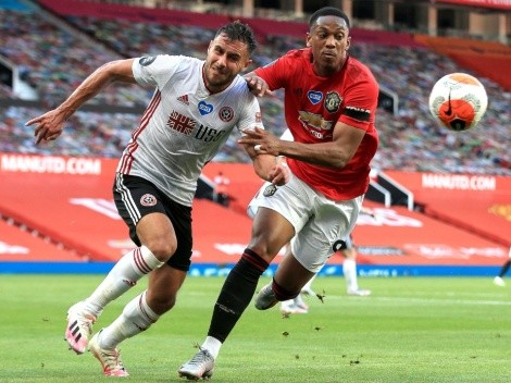 Manchester United visit Sheffield United today to play Premier League match