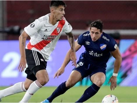Nacional and River clash in second leg of Libertadores Cup quarterfinals
