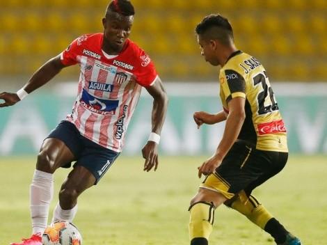 Otro fracaso más: el humilde Coquimbo eliminó a Junior de la Sudamericana