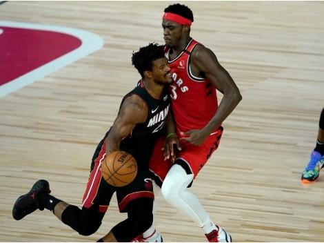 Raptors and Heat meet tonight for the NBA preseason