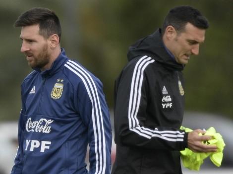 Scaloni votó primero a Mané para The Best: ¿por qué no eligió a Messi?