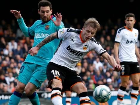 Barcelona vs Valencia: How to watch 2020-21 La Liga season today, predictions and odds
