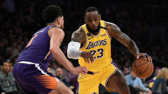 Lakers vs. Suns (Foto: Getty Images)