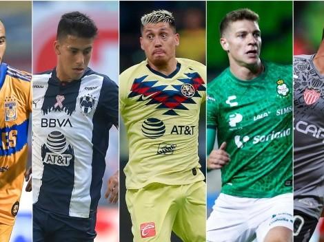 Los jugadores de la Liga MX que más se devaluaron en el Guard1anes 2020
