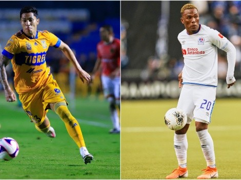 Tigres UANL host CD Olimpia for the CONCACAF Champions League semifinals
