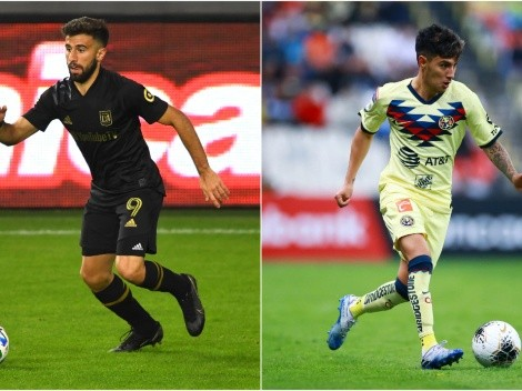 LAFC and América meet for the CONCACAF Champions League semifinals