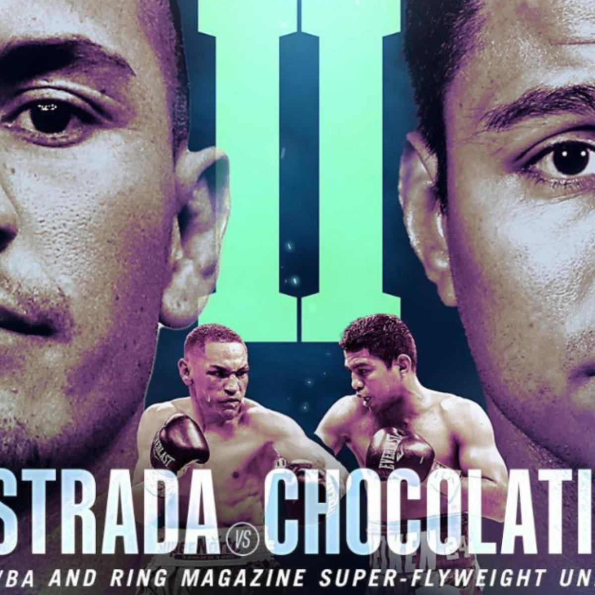 Gallo Estrada Vs Roman Gonzalez Ii Llevara Adelante El Proximo 13 De Marzo Boxeo Bolavip