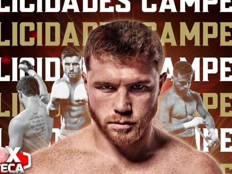 TV Azteca arrasó con Televisa en la transmisión de Canelo Álvarez vs Callum Smith