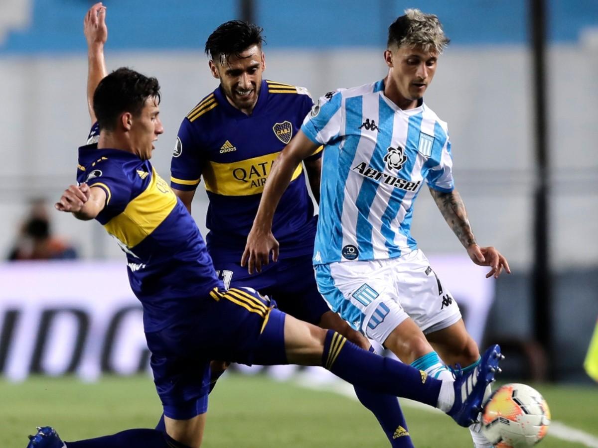 Boca Juniors vs. Racing EN VIVO Estados Unidos: pronósticos, en qué canal ver USA EN DIRECTO GRATIS y horarios por vuelta de cuartos de final de Copa Libertadores 2020 vía Fanatiz y