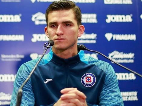 """""""Voy a ser campeón con Cruz Azul y guarda este comentario"""""""