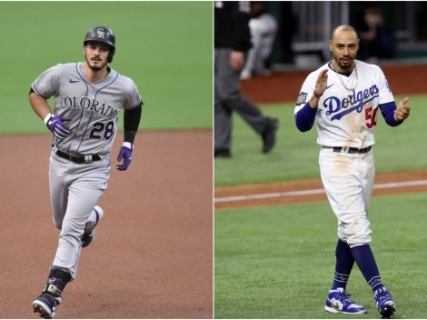 MLB Trade Rumors: How the Dodgers can pair Nolan Arenado and Mookie Betts