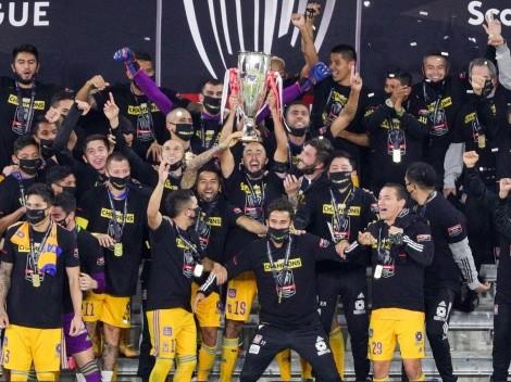 Tigres, una década de éxitos: Todos sus títulos en los últimos 10 años