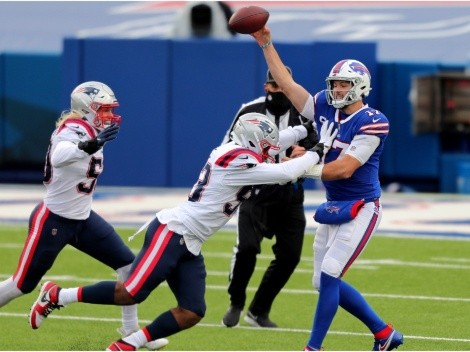 Patriots and Bills face off again for Monday Night Football