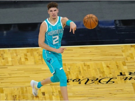 Gordon Hayward reveals advice he gave to LaMelo Ball after embarrassing NBA debut