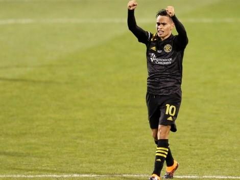 Tras ganar la MLS: el sueño futbolístico de Lucas Zelarayán