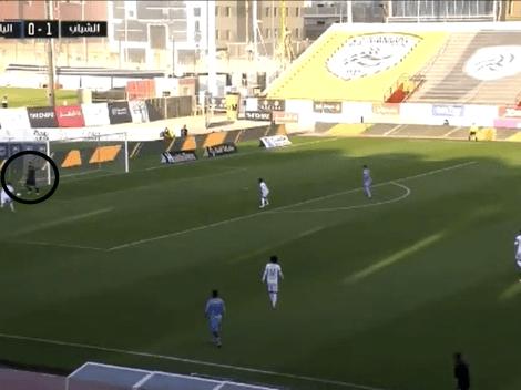 Video: inentendible blooper de Campaña que terminó en gol del rival