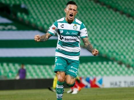 Hay Brian para rato: Lozano renovó su vínculo con Santos Laguna
