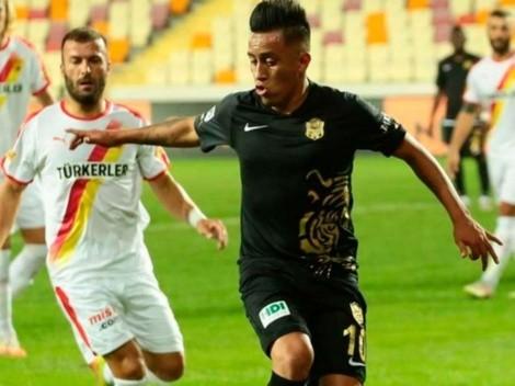 Christian Cueva lejos de Cienciano para la temporada 2021 de la Liga 1