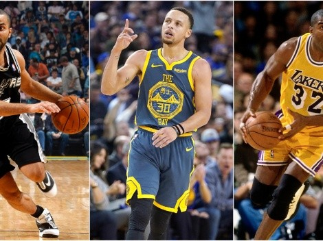 NBA: Top 15 Point Guards of All-Time