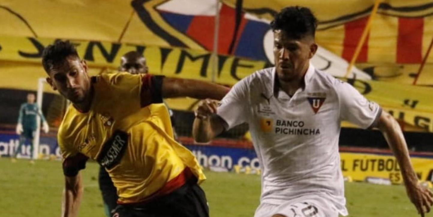 Liga Vs Barcelona Ecuador