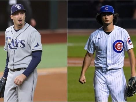 MLB Rumors: Padres could pair Blake Snell with Yu Darvish this season