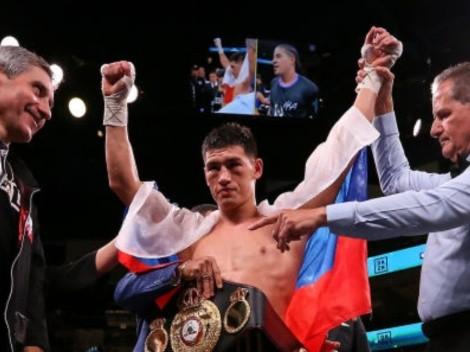 El 2021 puede llegar a poner a Dmitry Bivol a pelear contra un mexicano