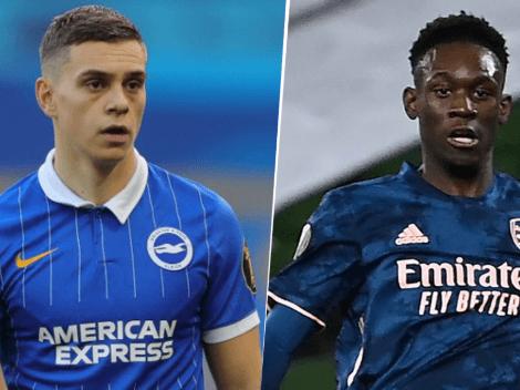 EN VIVO: Brighton and Hove vs. Arsenal por la Premier League
