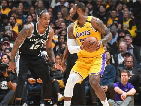 Los Angeles Lakers look to bounce back when they visit the San Antonio Spurs