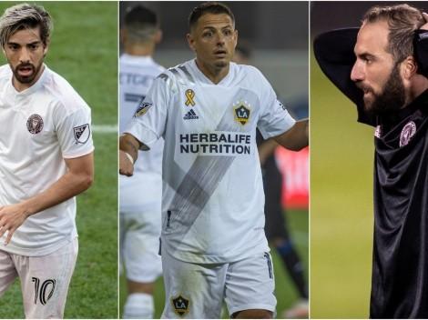 Los peores fichajes de la MLS en la temporada 2020
