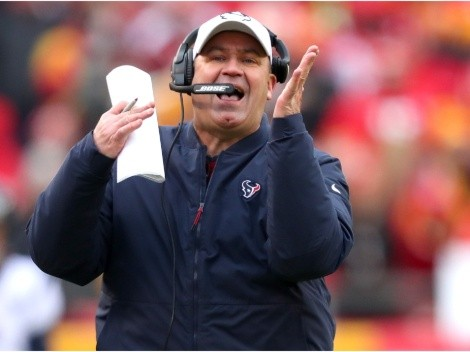 NFL coaches fired in 2020
