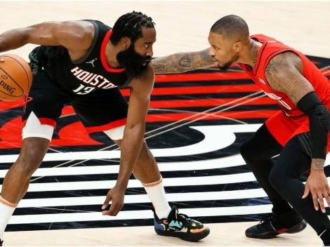 NBA Rumors: Damian Lillard might be recruiting James Harden to Portland Trail Blazers