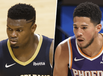 New Orleans Pelicans vs. Phoenix Suns (Fotos: Getty Images)