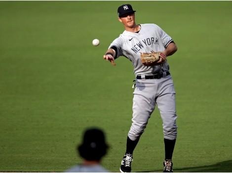 Dodgers look to 'counter' Padres with DJ LeMahieu