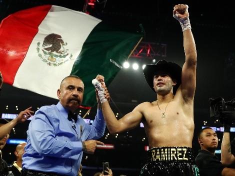 Gilberto Ramírez ya avisó que va por todo y por todos