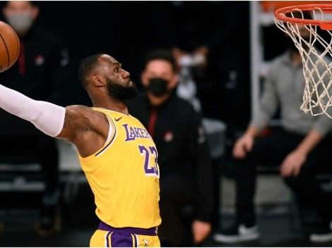Shaq reveals what LeBron James needs to do to pass Michael Jordan as the GOAT