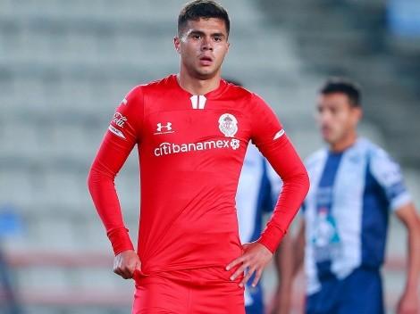 Alan Medina se despidió de Toluca y se convertirá en nuevo jugador de América