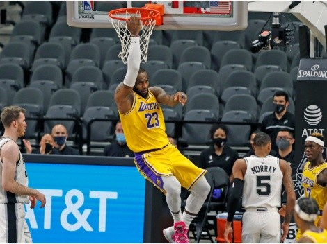 San Antonio Spurs vs Los Angeles Lakers: Predictions, odds, and how to watch the 2020/21 NBA season