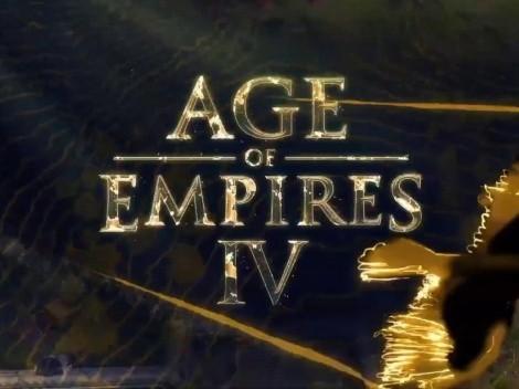 """Age of Empires 4: """"Hay que pulirlo, pero lo principal ya está listo"""""""