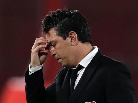 """Gallardo teme força do Palmeiras e """"barra"""" três titulares na Argentina"""
