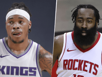 Kings vs Rockets (Fotos: Getty Images)