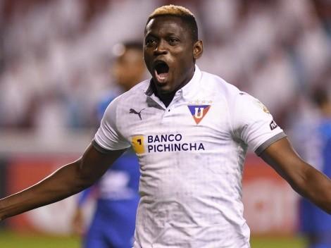 Cristian Martínez Borja: el goleador colombiano en el 2020
