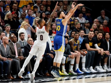 Damian Lillard's brutally honest reaction to being compared to Stephen Curry