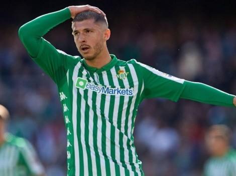 Guido Rodríguez y su gran momento futbolístico en Real Betis