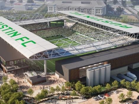 Los tres estadios que estrenará la MLS en 2021