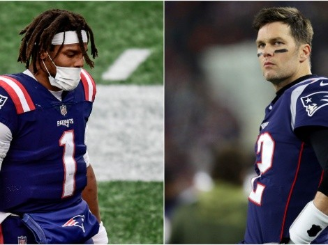 Cam Newton brutally honest on the biggest differences between him and Tom Brady in New England
