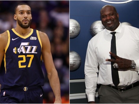 Rudy Gobert fires back at Shaquille O'Neal's criticism over contract extension
