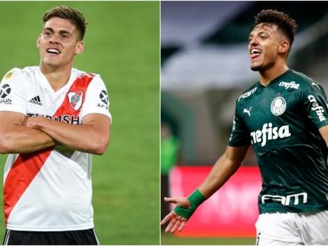 River host Palmeiras today for first leg of Copa Libertadores semifinals