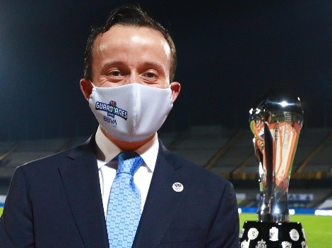 Mikel Arriola asumió oficialmente como presidente de la Liga MX