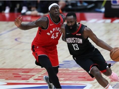 NBA Rumors: The trade that could send James Harden to the Toronto Raptors